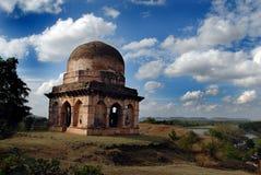 Alte Architektur von Indien Stockfotografie
