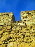 Alte armenische Bastion, Kamenets Podolskiy, Ukraine Lizenzfreie Stockfotos