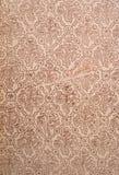 Alte Art der abstrakten Tapete stockbild