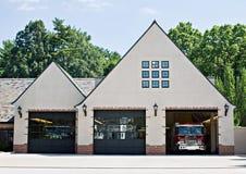 Alte Art-Feuer-Haus Stockfotografie
