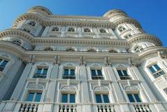 Alte Art Gebäude in Dubai Lizenzfreies Stockfoto