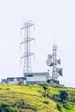 Alte attrezzature di comunicazione da guadagno Fotografia Stock