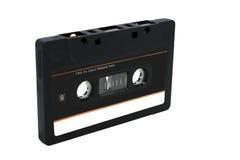 Alte Audiokassette Stockbild