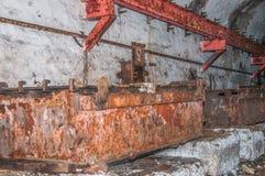 Alte aufgegebene Grube Lizenzfreie Stockbilder