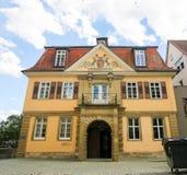Alte Aula in Tubingen, Baden-Wurttemberg, Germany Stock Photo