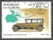 Alte Automobile, Fiat lizenzfreie stockfotos