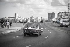 Alte Autos Lizenzfreie Stockbilder