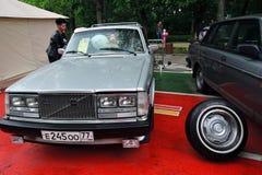 Alte Autos Stockfoto