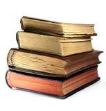 Alte Bücher. Lizenzfreies Stockfoto