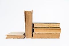 Alte Bücher Stockbilder