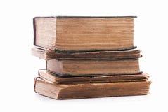 Alte Bücher. Lizenzfreie Stockbilder