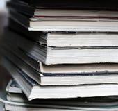 Alte Bücher Stockfotografie