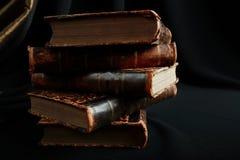 Alte Bücher lizenzfreie stockbilder