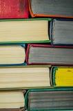 Alte Bücher Lizenzfreies Stockfoto