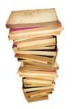 Alte Bücher Stockfoto