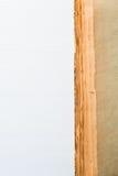 Alte Bücher auf Weiß Lizenzfreie Stockfotografie