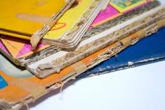 Alte Bücher der Kinder Lizenzfreie Stockfotografie