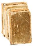 Alte Bücher der unterschiedlichen Form und der Farbe Stockfotografie