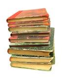 Alte Bücher des Buches Stockfotos