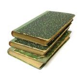 Alte Bücher des Buches Lizenzfreies Stockfoto