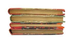 Alte Bücher des Buches Lizenzfreie Stockfotos