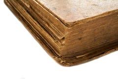 Alte Bücher in einer Schmutzart Stockfoto