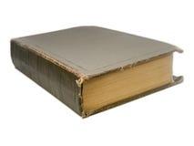Alte Bücher Getrennt auf weißem Hintergrund Lizenzfreies Stockfoto