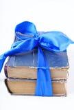 Alte Bücher ist anwesend Stockfotografie
