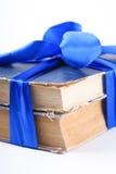 Alte Bücher ist anwesend Lizenzfreie Stockfotos