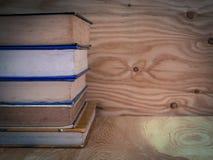 Alte Bücher (Weinlese) Lizenzfreies Stockbild