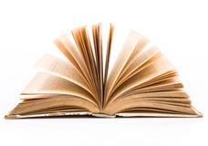 Alte Bücher zusammen vorbei angehäuft Stockfotos