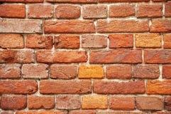 Alte Backsteinmauer Lizenzfreie Stockfotos