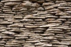 Alte Backsteinmauer als Hintergrund Lizenzfreies Stockbild