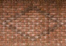 Alte Backsteinmauer als Hintergrund foto Lizenzfreies Stockfoto