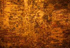 Alte Backsteinmauer als Hintergrund foto Lizenzfreie Stockfotografie