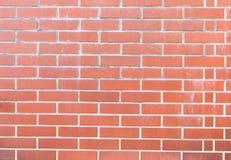Alte Backsteinmauer , Beschaffenheit der Backsteinmauer für Hintergrund Stockfotografie