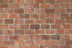 Alte Backsteinmauer in der Dekorationsarchitektur für das Design backgro Stockbilder
