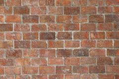 Alte Backsteinmauer in der Dekorationsarchitektur für das Design backgro Lizenzfreies Stockfoto