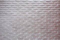 Alte Backsteinmauer in der Dekorationsarchitektur für das Design backgro Lizenzfreie Stockbilder