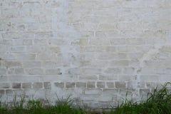 Alte Backsteinmauer des Hintergrundes Lizenzfreie Stockfotos
