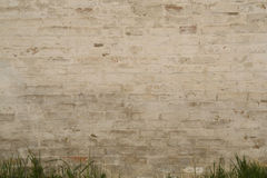 Alte Backsteinmauer des Hintergrundes Lizenzfreie Stockbilder