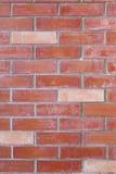 Alte Backsteinmauer für den Hintergrund Stockfotos