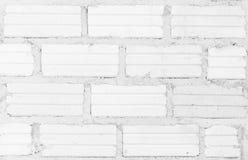 Alte Backsteinmauer Festungsinnenblockvignetten-Fassade wallpape Lizenzfreies Stockbild