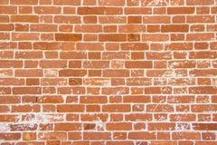 Alte Backsteinmauer Hintergrund Lizenzfreies Stockfoto