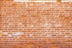 Alte Backsteinmauer Hintergrund Lizenzfreie Stockfotografie