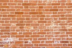 Alte Backsteinmauer Hintergrund Lizenzfreie Stockfotos