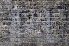 Alte Backsteinmauer Hintergrund für Ihre Auslegung Stockbilder