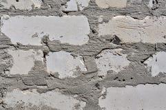 Alte Backsteinmauer Hintergrund und Beschaffenheit einer Backsteinmauer Lizenzfreies Stockbild