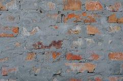 Alte Backsteinmauer Hintergrund und Beschaffenheit einer Backsteinmauer Lizenzfreie Stockfotos