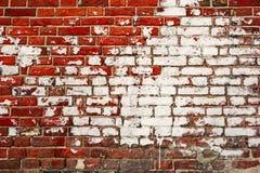 Alte Backsteinmauer Kann als Postkarte verwendet werden Lizenzfreies Stockfoto